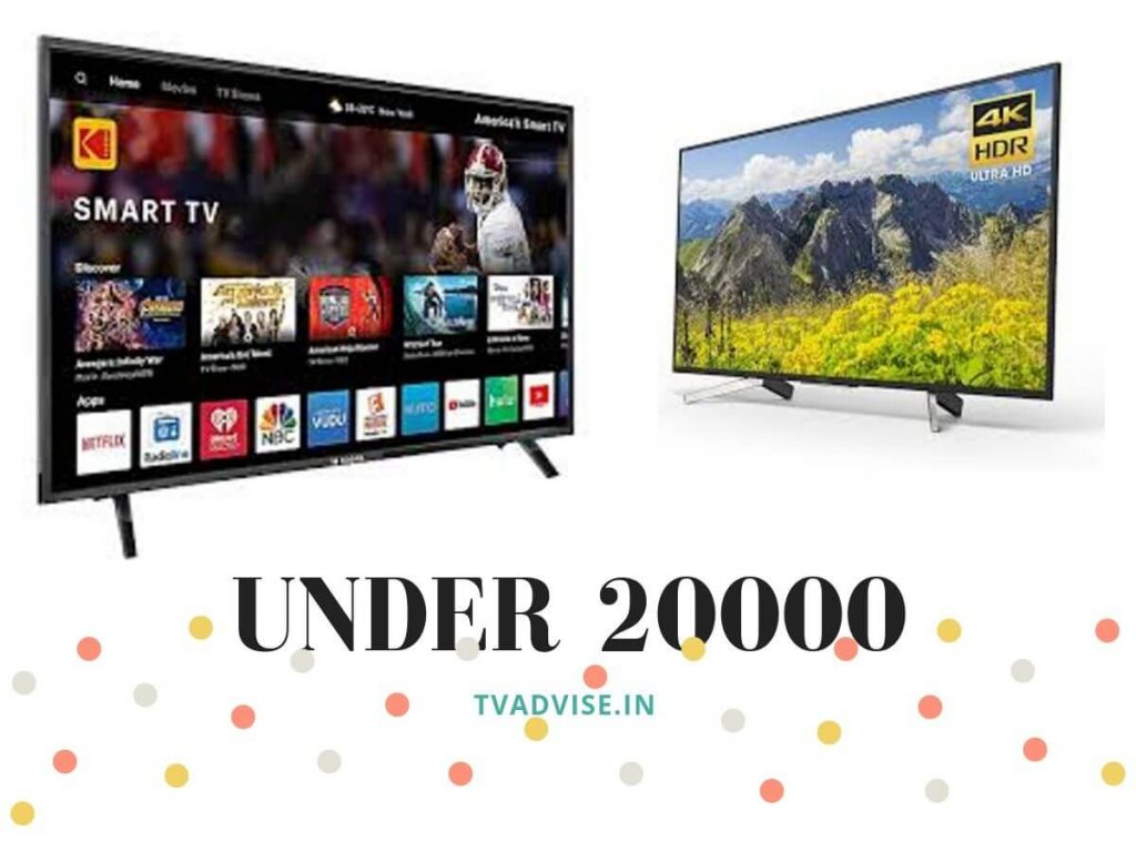 Best Smart TV under 20000