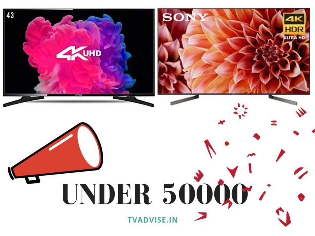 Smart TV Under 50000