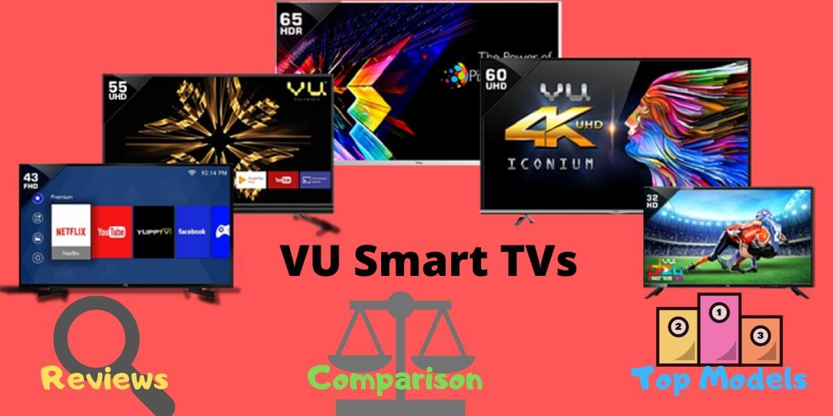 VU Smart TV review