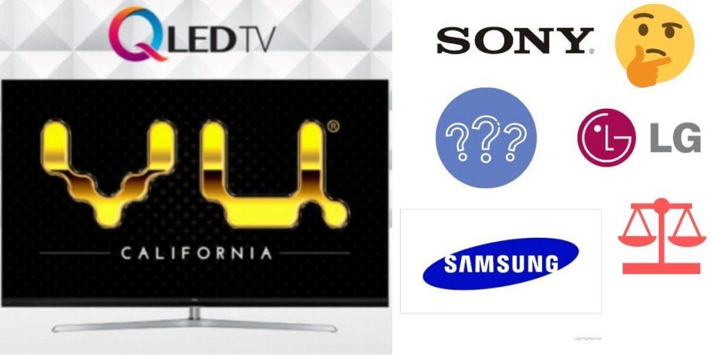 VU vs other brand comparison