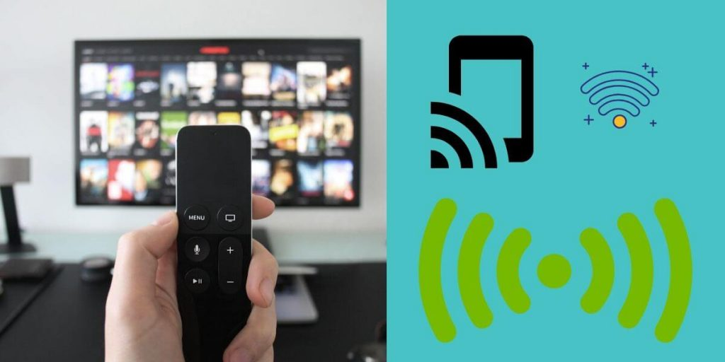 Connect Internet to TV