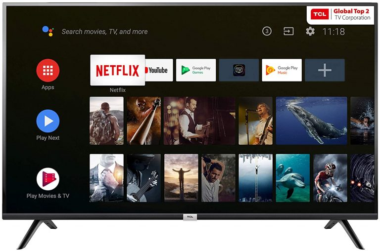 TCL 49 Inch Smart TV