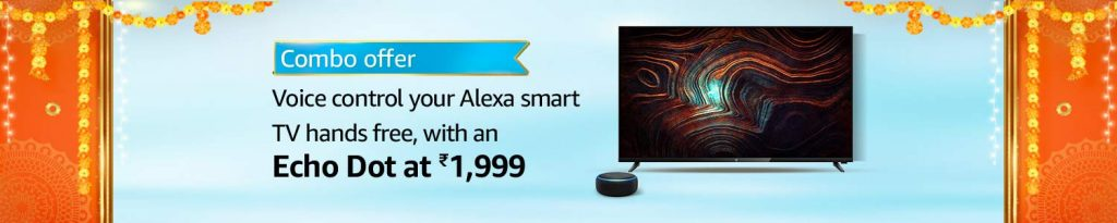 Amazon Sale TV Offer