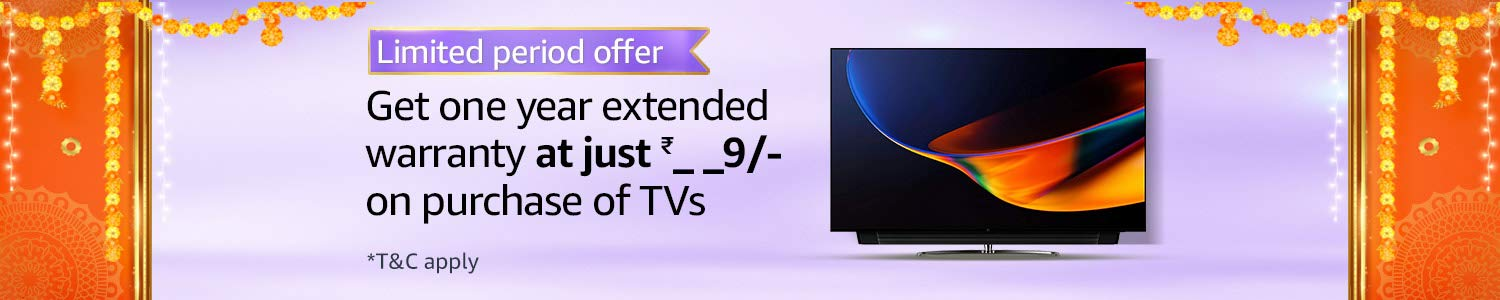 amazon Great Indian Festival Smart TV Sale